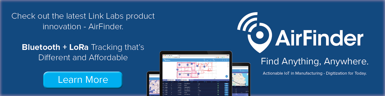 AirFinder CTA for LL