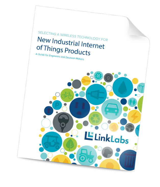 Selecting A Wireless Technology for Industrial IoT Products
