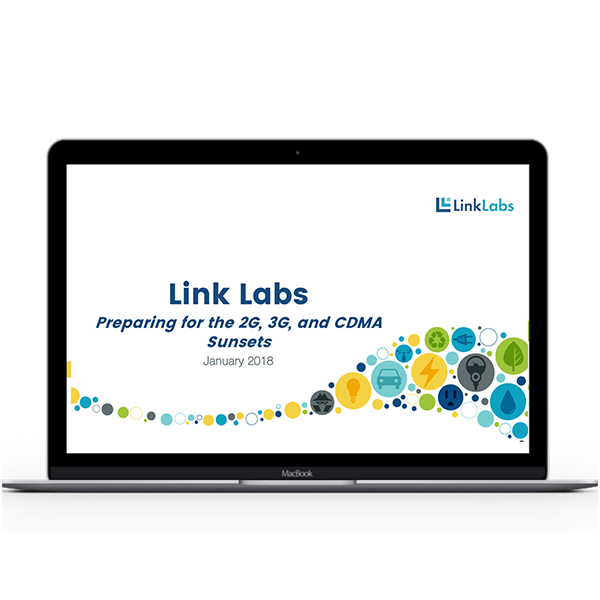 CDMA and 2G 3G Shutdown Webinar - Link Labs