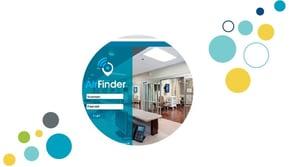 AirFinder-Homepage