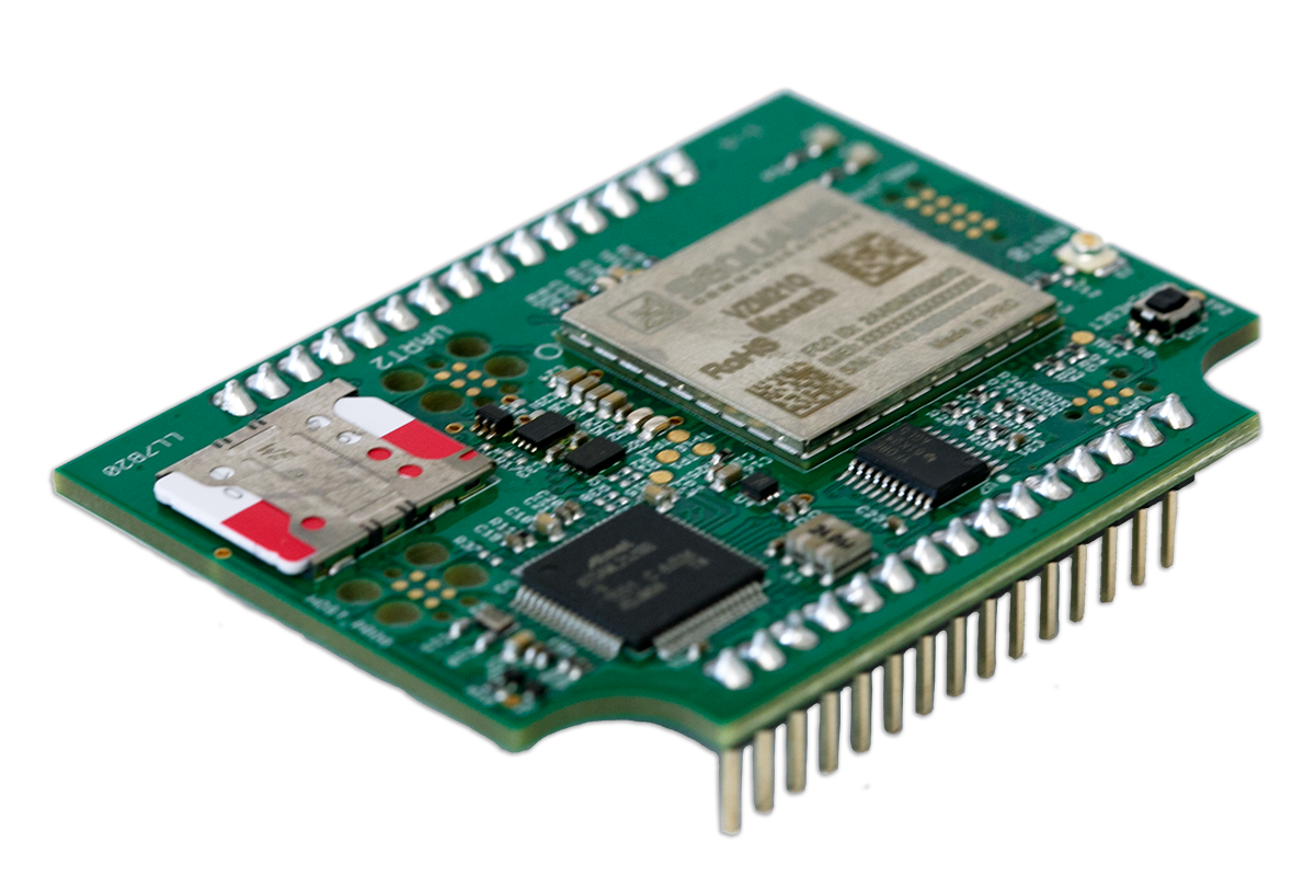 LTE Cat-M1 Carrier-Certified Expansion Board