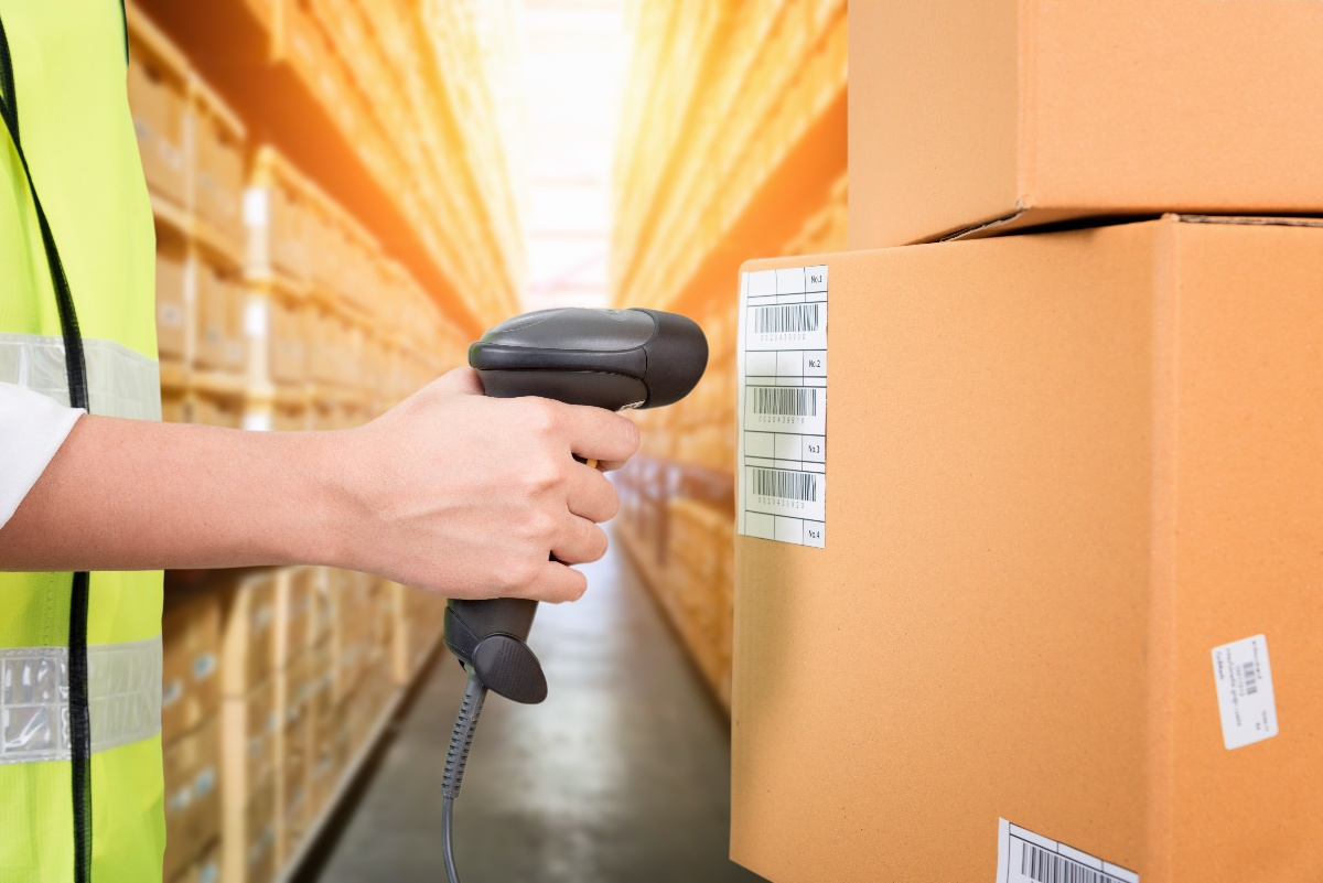 Retailers replace barcodes with RTLS solutions
