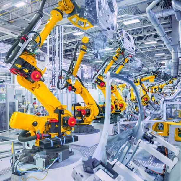The Internet of Things and the Future of Manufacturing