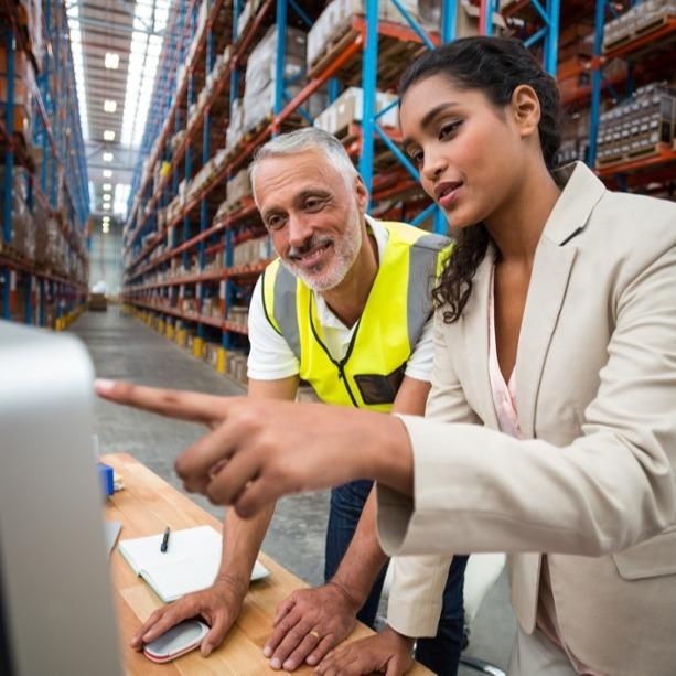 5 Smart Warehouse Benefits