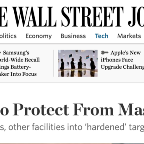 Link Labs featured in Wall Street Journal
