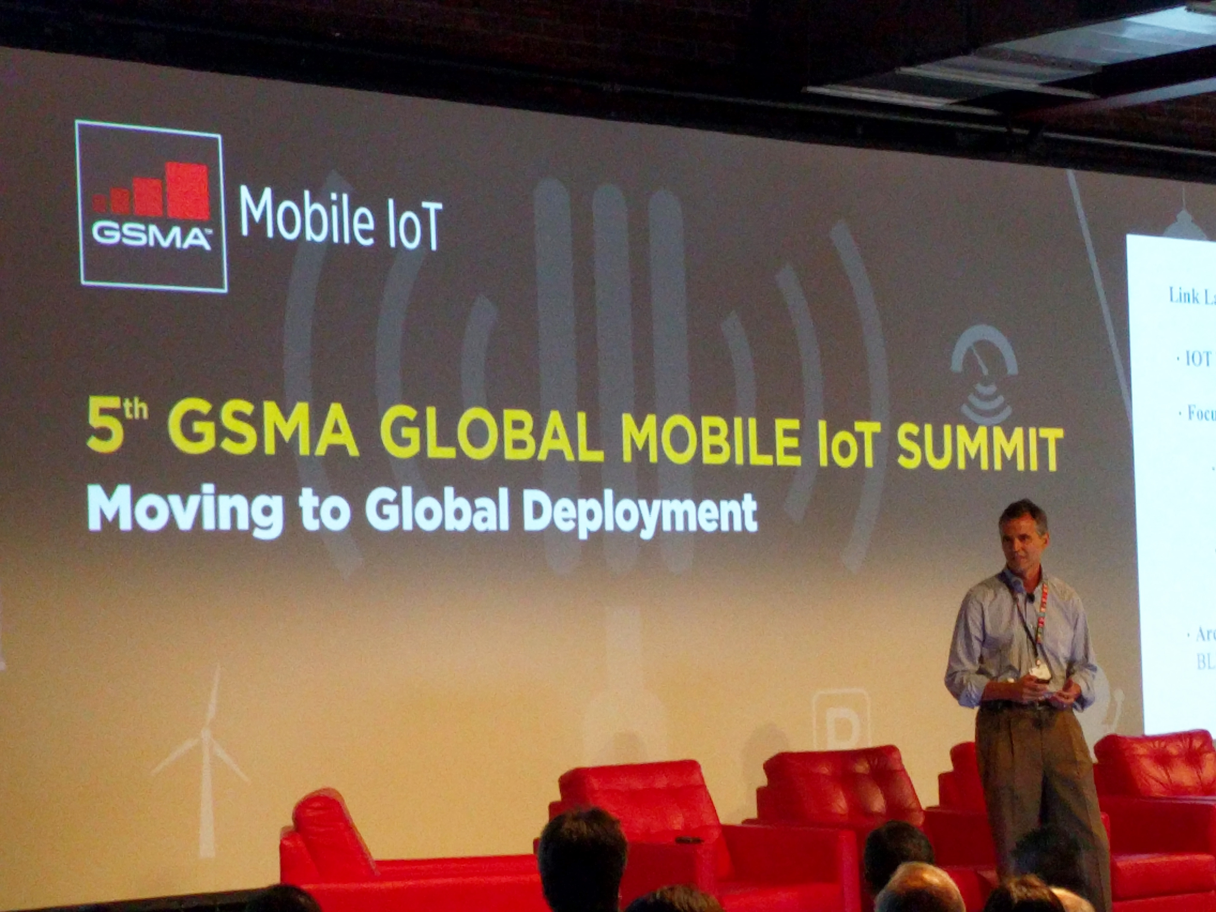 MWCA - Wrap Up for IOT